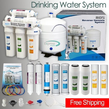 Best Under Sink Reverse Osmosis System Safe Water Pro