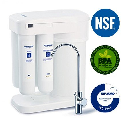 Compact reverse osmosis system 2015 review