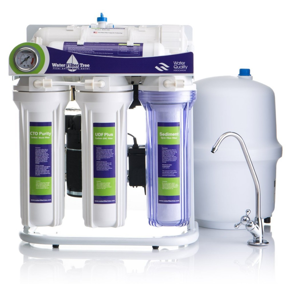 water family tree reverse osmosis system review
