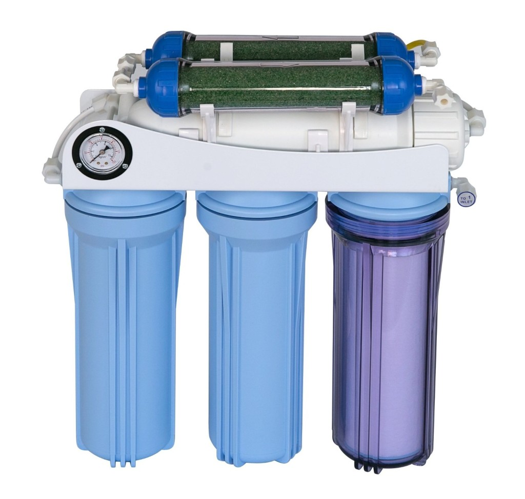 6th stage reverse osmosis system for aquarium